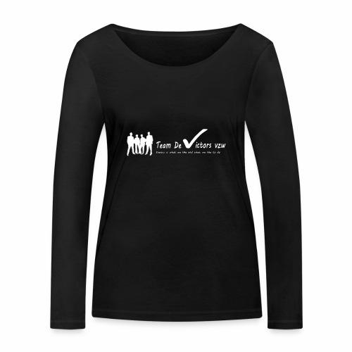 TDV - Vrouwen bio shirt met lange mouwen van Stanley & Stella