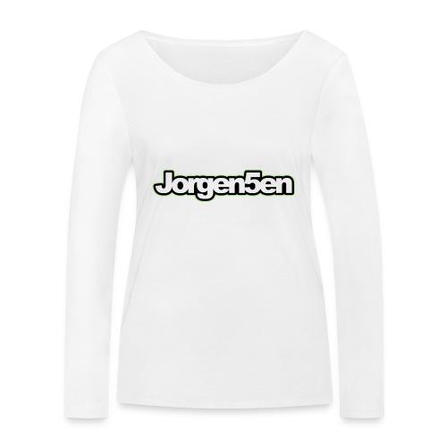 tshirt - Økologisk Stanley & Stella langærmet T-shirt til damer