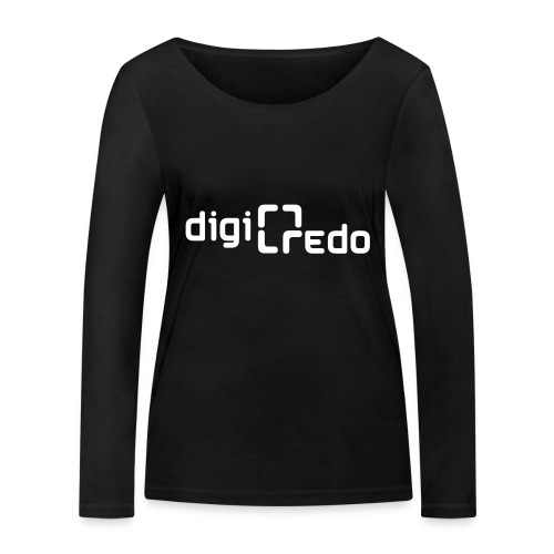digiredo2 w - Vrouwen bio shirt met lange mouwen van Stanley & Stella