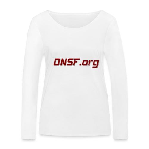 DNSF hotpäntsit - Stanley & Stellan naisten pitkähihainen luomupaita