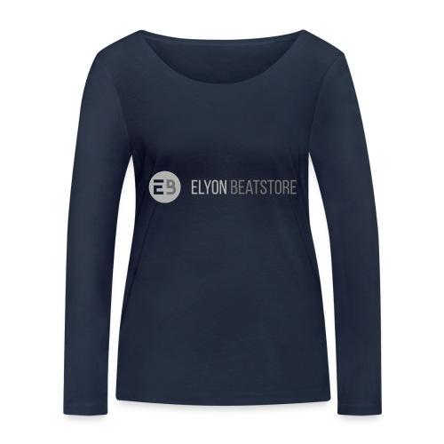 ElyonBeatstore Logo - Vrouwen bio shirt met lange mouwen van Stanley & Stella