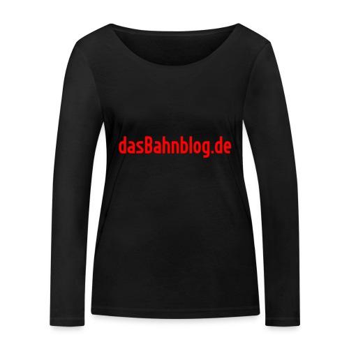 dasBahnblog de - Frauen Bio-Langarmshirt von Stanley & Stella