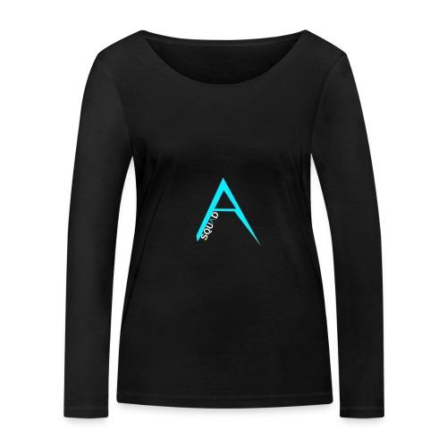 ANGISTEF SQUAD LOGO - Ekologisk långärmad T-shirt dam från Stanley & Stella