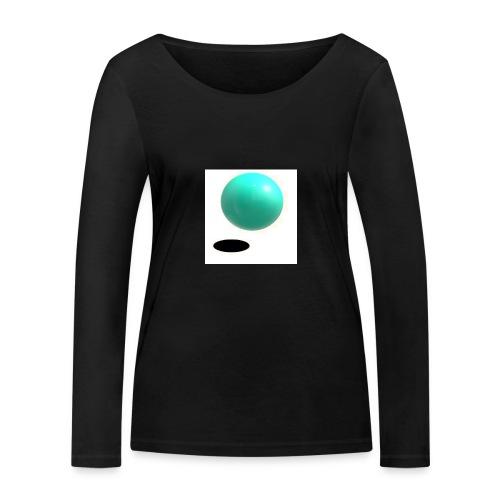 sing - Camiseta de manga larga ecológica mujer de Stanley & Stella