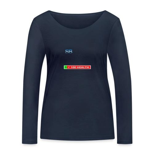 Health Tee Oh Shiiet! - Økologisk Stanley & Stella langærmet T-shirt til damer