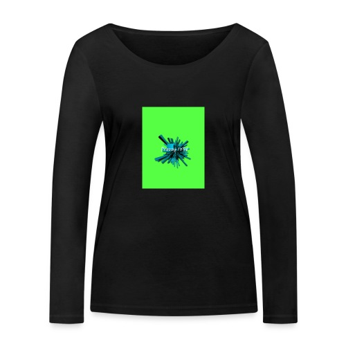 068FA775 78A2 45F9 AFBE 7A4061E47E61 - Women's Organic Longsleeve Shirt by Stanley & Stella