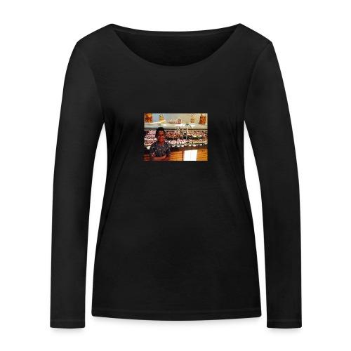 Cpr 2934 - Økologisk Stanley & Stella langærmet T-shirt til damer