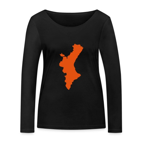 València - Camiseta de manga larga ecológica mujer de Stanley & Stella