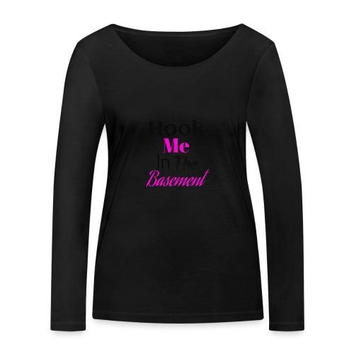 Hook N Chill - Økologisk Stanley & Stella langærmet T-shirt til damer