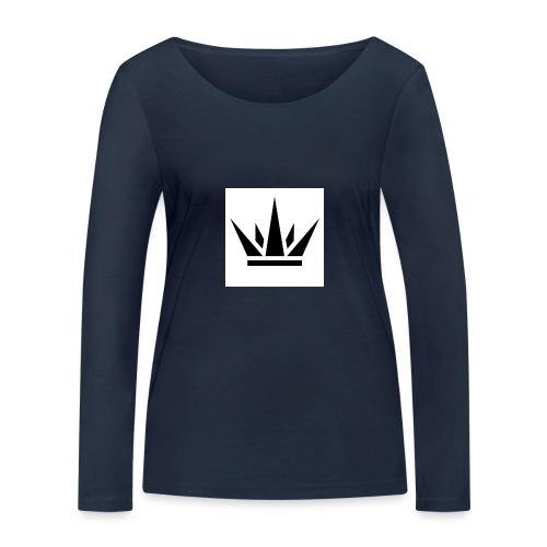 King T-Shirt 2017 - Women's Organic Longsleeve Shirt by Stanley & Stella
