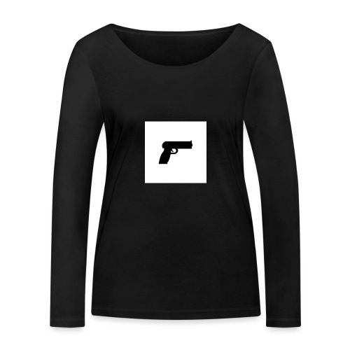 geweer_318-1424-jpg - Vrouwen bio shirt met lange mouwen van Stanley & Stella