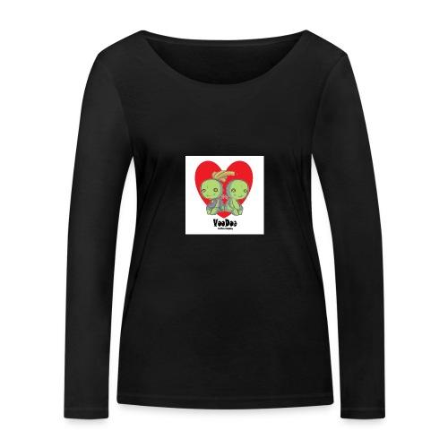 bhnvdloove-png - Camiseta de manga larga ecológica mujer de Stanley & Stella