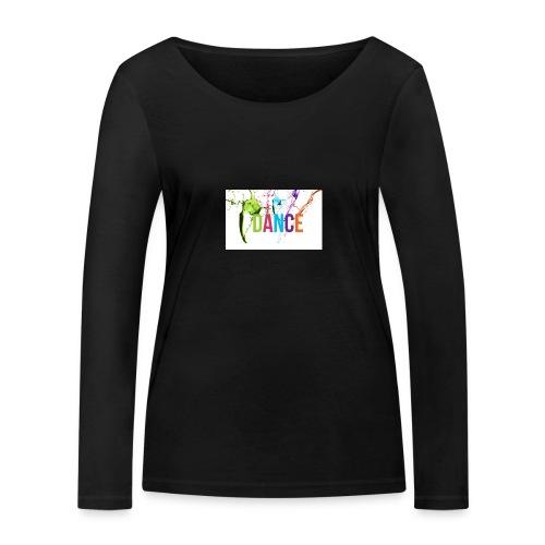 Ballo - Maglietta a manica lunga ecologica da donna di Stanley & Stella