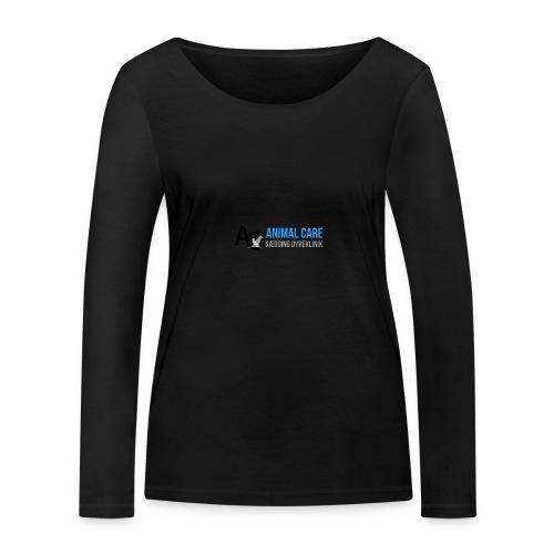 Sædding_Dyreklinik_ by Lattapon - Økologisk Stanley & Stella langærmet T-shirt til damer