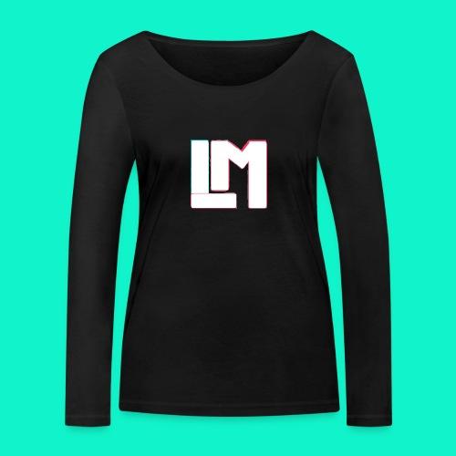 LM - Vrouwen bio shirt met lange mouwen van Stanley & Stella