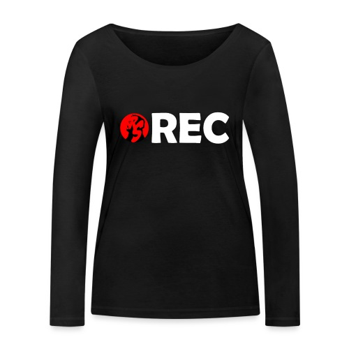 LogoREC - Frauen Bio-Langarmshirt von Stanley & Stella
