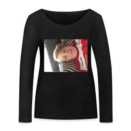 Min første T-skjorte - Økologisk langermet T-skjorte for kvinner fra Stanley & Stella