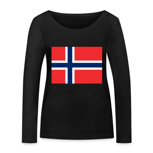 DixieMertch - Økologisk langermet T-skjorte for kvinner fra Stanley & Stella