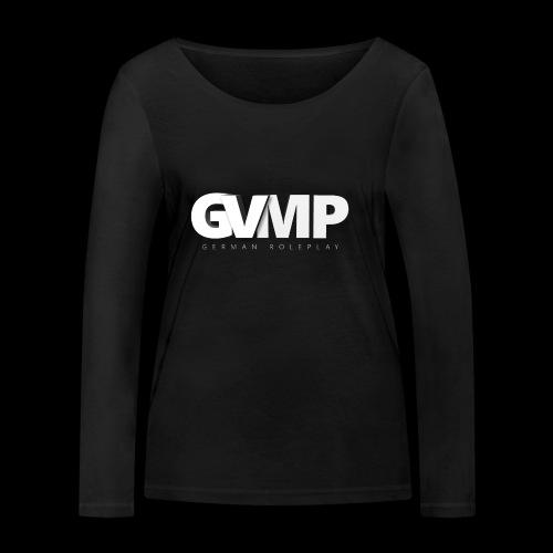GVMP Schriftzug - Frauen Bio-Langarmshirt von Stanley & Stella