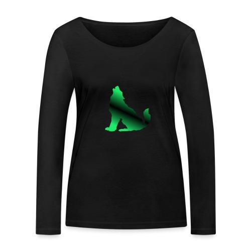 Howler - Women's Organic Longsleeve Shirt by Stanley & Stella