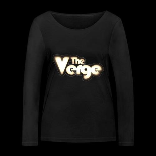 TV logo 005 - T-shirt manches longues bio Stanley & Stella Femme