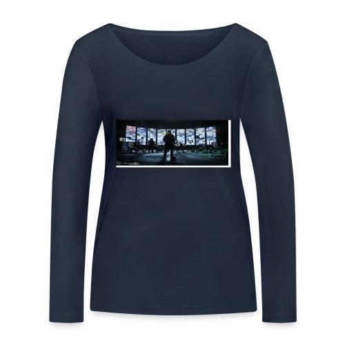 hakowanie YT - Ekologiczna koszulka damska z długim rękawem Stanley & Stella
