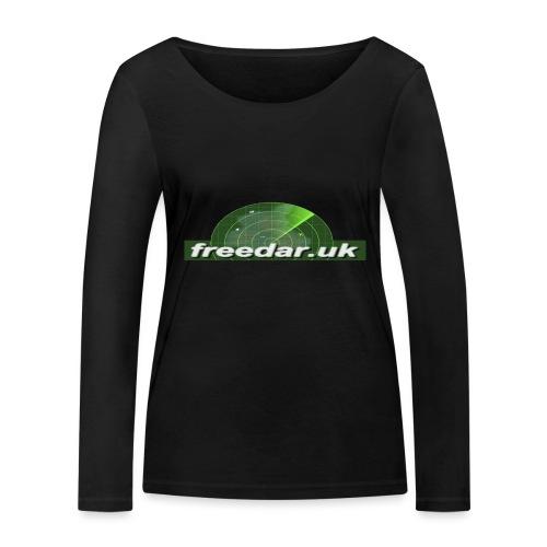 Freedar - Women's Organic Longsleeve Shirt by Stanley & Stella