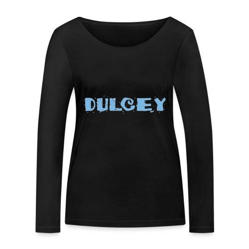 dulcey logo - Frauen Bio-Langarmshirt von Stanley & Stella
