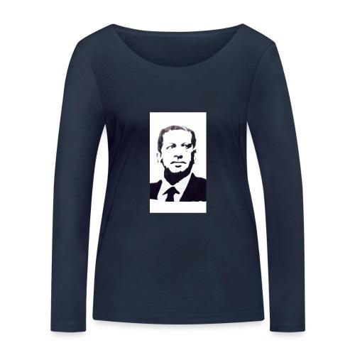 IMG 4873 - T-shirt manches longues bio Stanley & Stella Femme