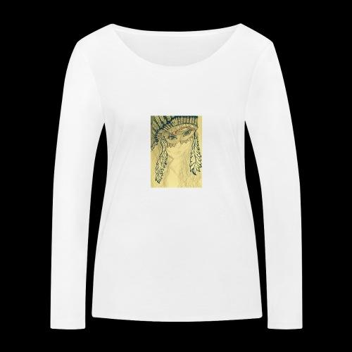 IMG 0680 2 - Vrouwen bio shirt met lange mouwen van Stanley & Stella
