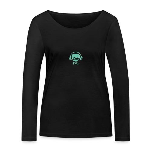 Gamer Design - Økologisk Stanley & Stella langærmet T-shirt til damer
