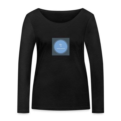 mehr brauch ich nicht - Frauen Bio-Langarmshirt von Stanley & Stella
