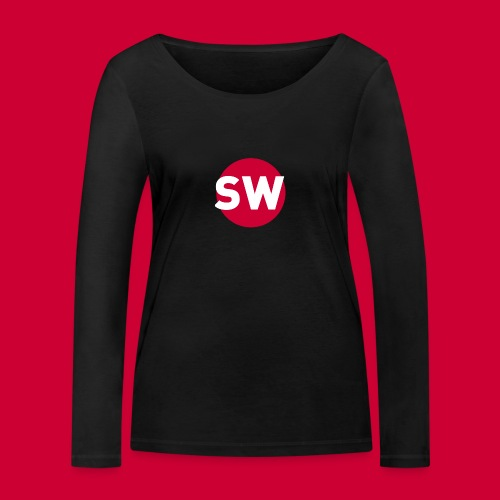 SchipholWatch - Vrouwen bio shirt met lange mouwen van Stanley & Stella