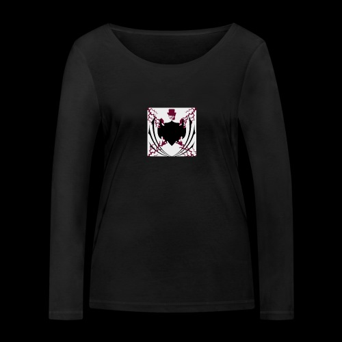 MauL*S - Økologisk Stanley & Stella langærmet T-shirt til damer