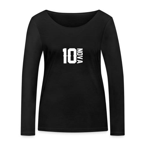 Nova 10 Jumper - Women's Organic Longsleeve Shirt by Stanley & Stella