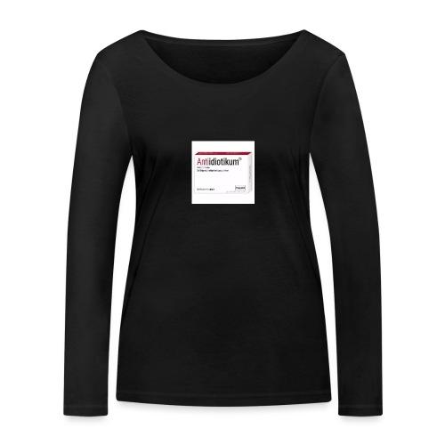 Medikament ? - Frauen Bio-Langarmshirt von Stanley & Stella