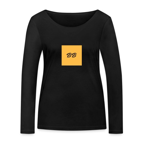 Logo - Økologisk Stanley & Stella langærmet T-shirt til damer