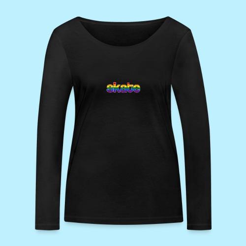 8888 - Vrouwen bio shirt met lange mouwen van Stanley & Stella