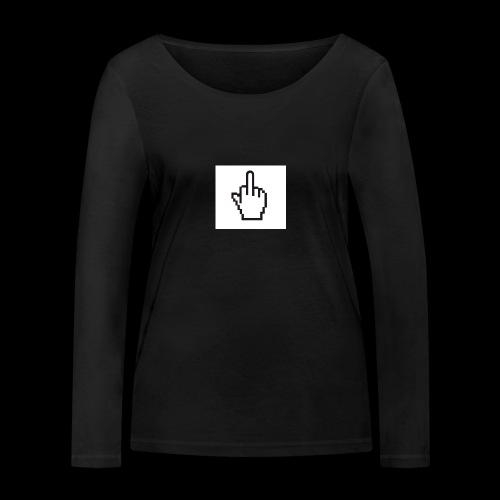 IMG 0451 JPG - Vrouwen bio shirt met lange mouwen van Stanley & Stella