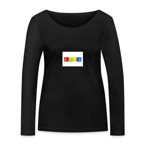 blogs en dée - T-shirt manches longues bio Stanley & Stella Femme
