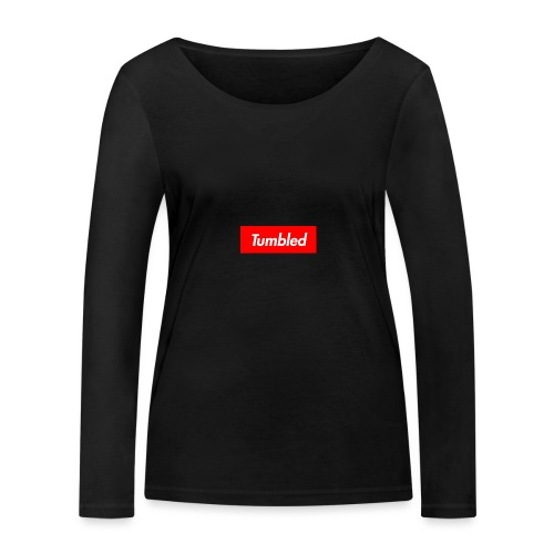 Tumbled Official - Women's Organic Longsleeve Shirt by Stanley & Stella