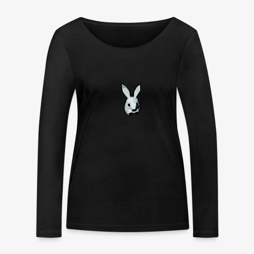 haas - Ekologiczna koszulka damska z długim rękawem Stanley & Stella