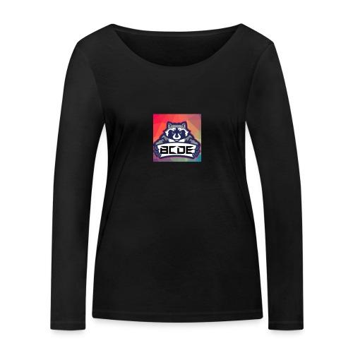 bcde_logo - Frauen Bio-Langarmshirt von Stanley & Stella