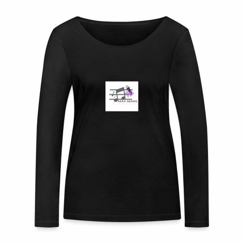 Arte h07 - Camiseta de manga larga ecológica mujer de Stanley & Stella
