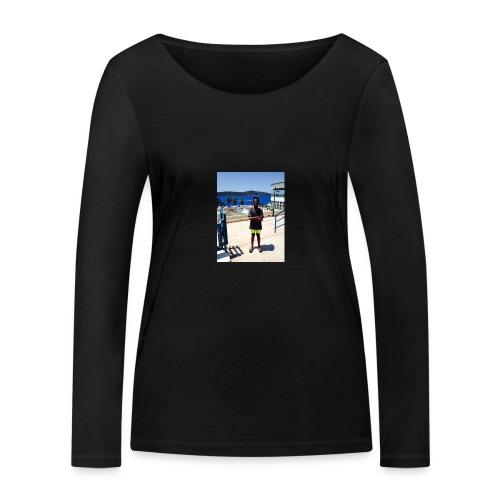 IMG 0717 - Økologisk Stanley & Stella langærmet T-shirt til damer