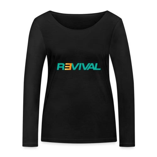 revival - Women's Organic Longsleeve Shirt by Stanley & Stella