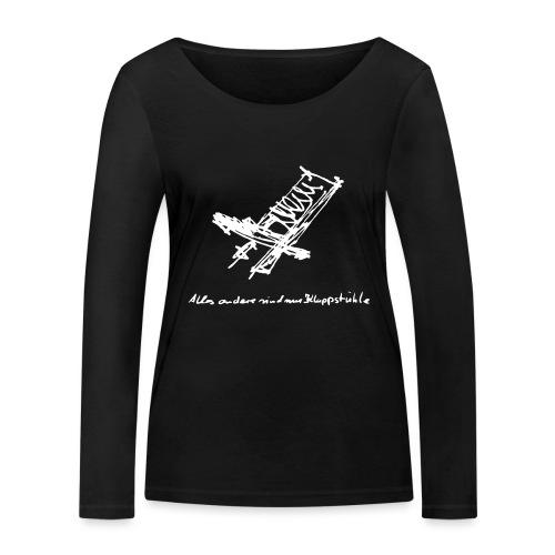 Schwedenstuhl - Frauen Bio-Langarmshirt von Stanley & Stella