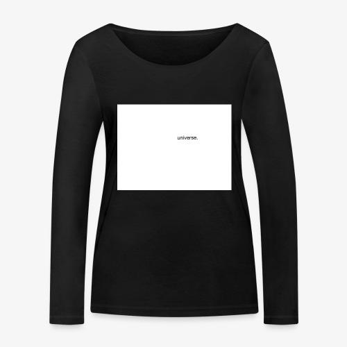 UNIVERSE BRAND SPONSOR - Maglietta a manica lunga ecologica da donna di Stanley & Stella