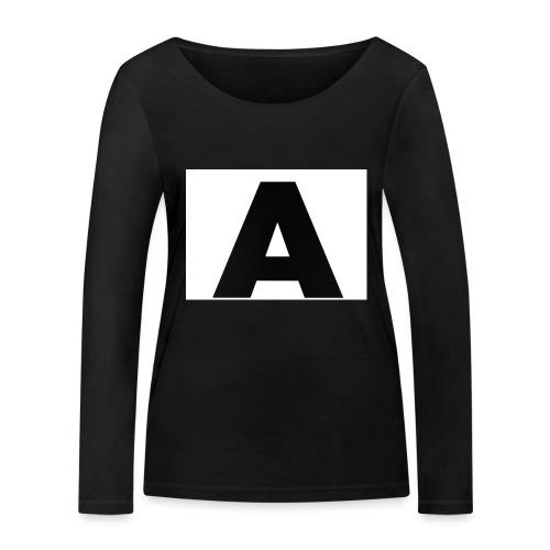 A-685FC343 4709 4F14 B1B0 D5C988344C3B - Økologisk Stanley & Stella langærmet T-shirt til damer