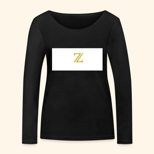 zaffer - Maglietta a manica lunga ecologica da donna di Stanley & Stella